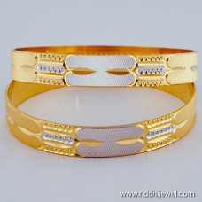 22KT GOLD PLATED BANGLE BLC117