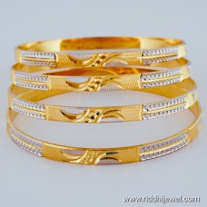 22KT GOLD PLATED BANGLE BLC161