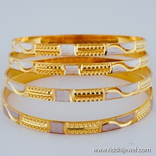 22KT GOLD PLATED BANGLE BLC163
