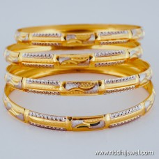 22KT GOLD PLATED BANGLE BLC169