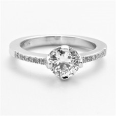 RING 925 CZ RS3711
