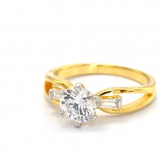 RING CZ SOLITAIRE RM5275