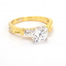 RING CZ SOLITAIRE RM5315
